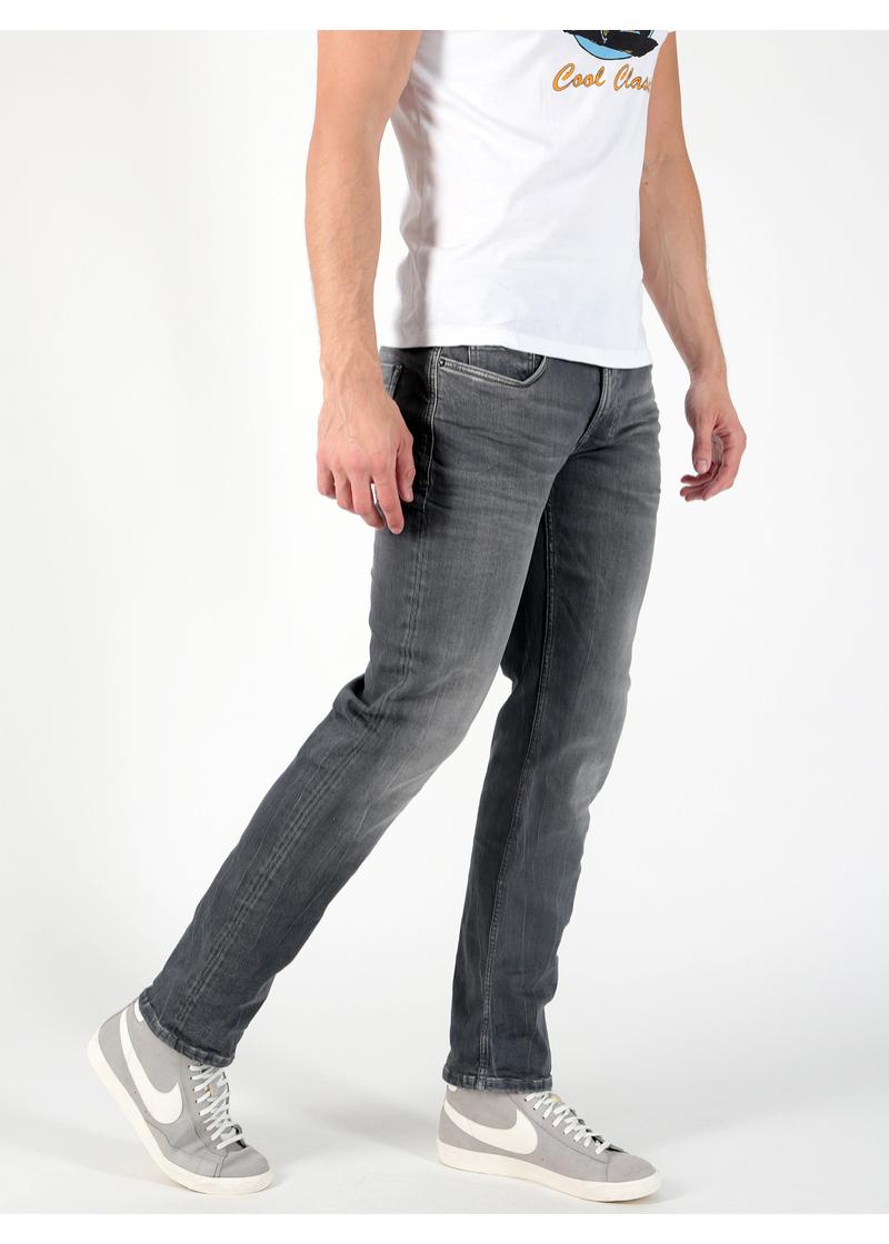 M.O.D Men/'s Jeans Thomas Comfort Fit Everett Grey Jog Miracle of Denim